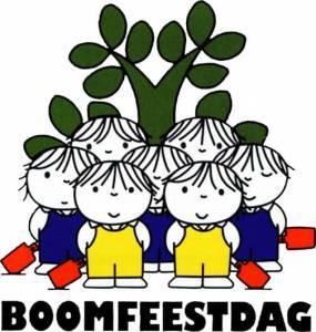 Logo Boomfeestdag