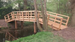 Loopbrug Jaap de Vries