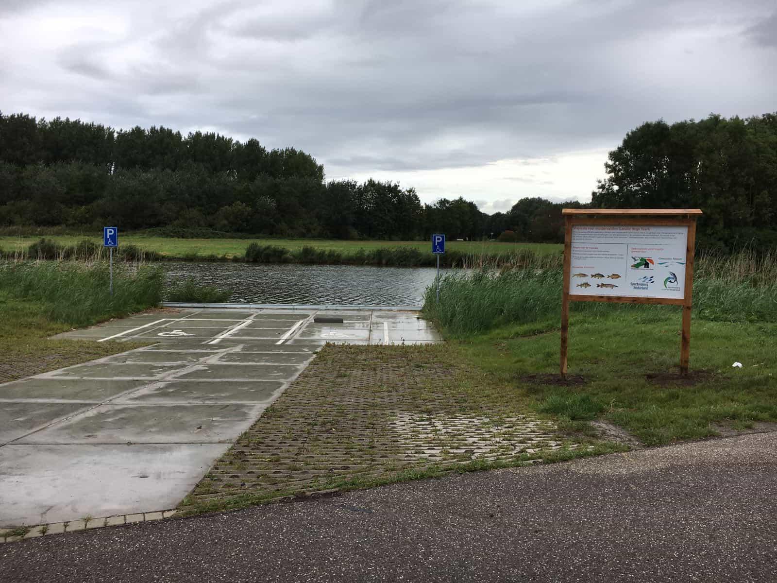 Almere - Invalide visplaats 2