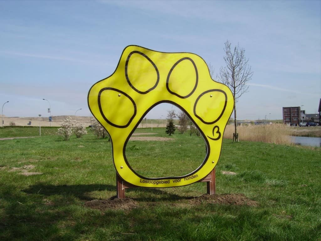 hondenbord