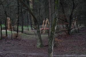 Kinder speel brug Preston