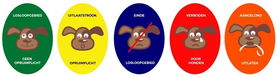 nieuwe-hondenbeleidsborden